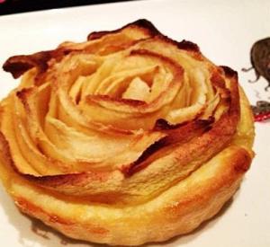 Recette Tarte Pomme En Fleur