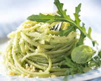 linguines au pesto