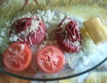 Recette Steak Hache Au Four Oignon Tomate Et Emmental