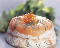 recette terrine de saumon fum au fromage frais. Black Bedroom Furniture Sets. Home Design Ideas