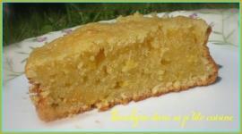 Recette Cake Moelleux De Polenta Au Citron Sans Gluten