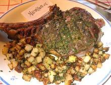 Recherche recette d 39 os 4 - Duree cuisson cote de boeuf ...