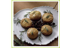 petits chaussons aux olives