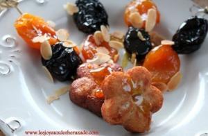 recette tajine pruneaux abricots et croquettes de p te d. Black Bedroom Furniture Sets. Home Design Ideas