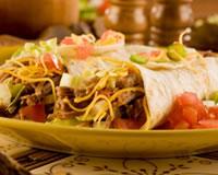 recette burritos aux haricots saut s. Black Bedroom Furniture Sets. Home Design Ideas