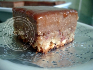 Recette bavarois au chocolat 1 amour de cuisine algerienne for 1 amour de cuisine chez soulef