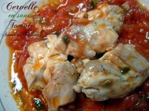 Recette cervelle d 39 agneau en sauce tomate chtitha mokh 1 for 1 amour de cuisine chez soulef