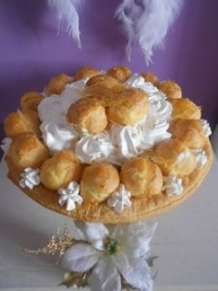 st honoré à la chantilly