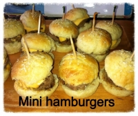 Mini hamburgers