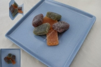 Pate de fruits au thermomix de Vorwerk