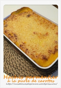 Recette hachis parmentier 120767 - Recette hachis parmentier traditionnel ...