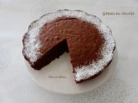 G�teau au chocolat
