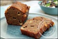 Cake � la viande des Grisons Comt� et noix sans gluten