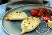 Calamars grill�s � l  italienne