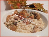 Risotto aux sanguins