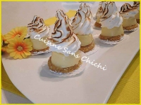 Mini tartelettes au citron meringu�es sans cuisson