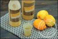 Limoncello liqueur de citron