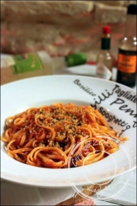 Linguine Bloody Mary de Gordon Ramsay