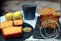 Cake moelleux de polenta au citron sans gluten