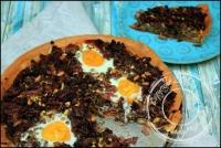Tarte sucrée et épicée au b uf et porc de Yotam Ottolenghi