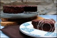 Moelleux chocolat et orange sans gluten et sans lactose