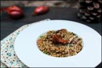 Risotto de sarrasin aux champignons sans gluten