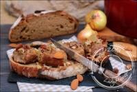 Brouet d  Allemagne de filet mignon (ragoût de filet mignon de porc aux amandes et gingembre)