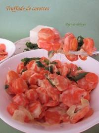Truffade de carottes