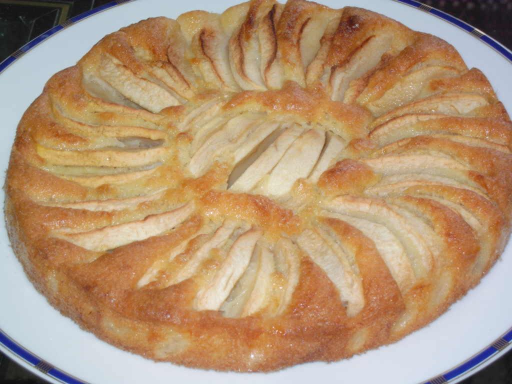 Cake Sans Gluten Aux Fruits Confits