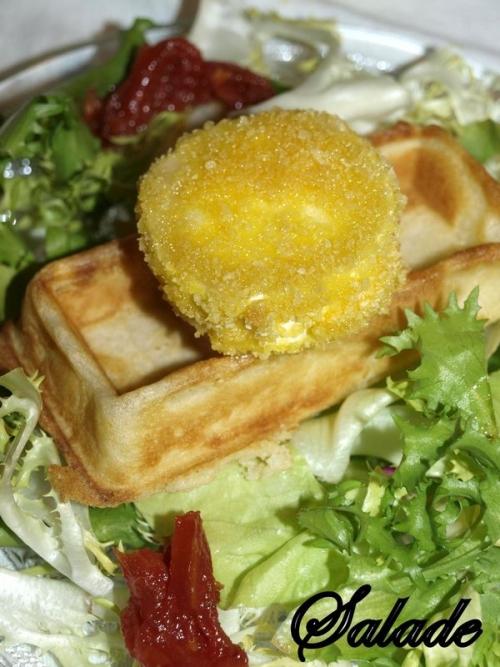 Recettes de salades 15 for Salade entree originale
