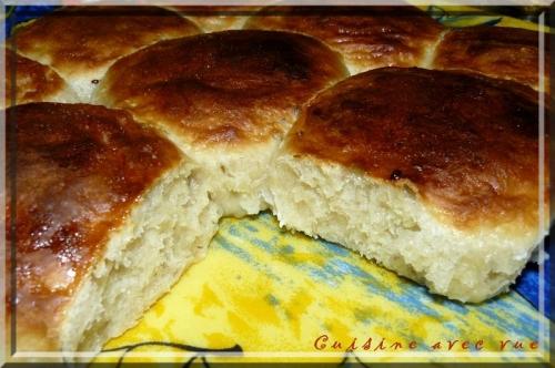 Recette petits pains au lait japonnais - Recette petit pain au lait ...