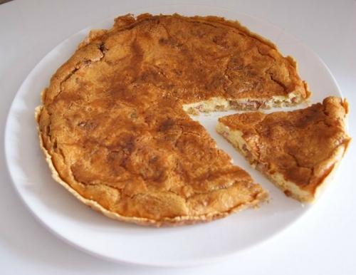 Recette quiche lorraine sans gluten sans lactose - Recette quiche lorraine sans lait ...