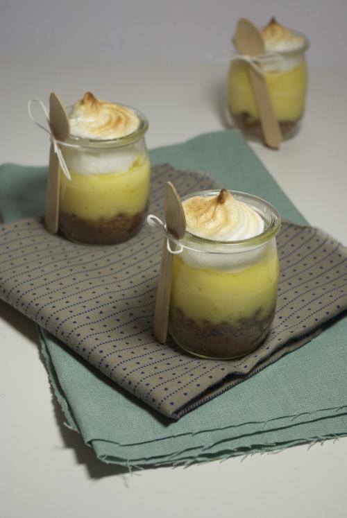 Recette tarte au citron meringu e in a jar - Recette tarte citron meringuee ...