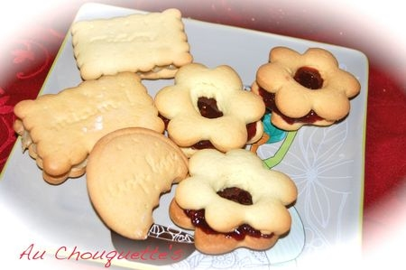 BISCUIT AU BEURRE BUTTER BREDELE