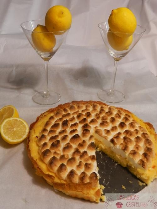 Recette tarte au citron meringu e 186312 - Recette tarte citron meringuee ...
