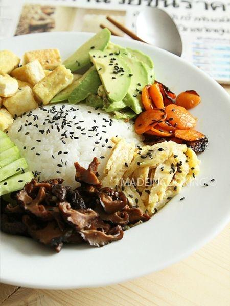 Recettes de chirashi vegetarien - Ma vraie cuisine japonaise ...