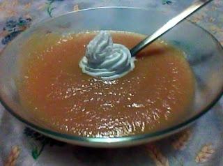 velouté de carottes thermomix