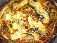 quiche courgettes st marcellin