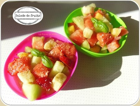 Salade de fruits