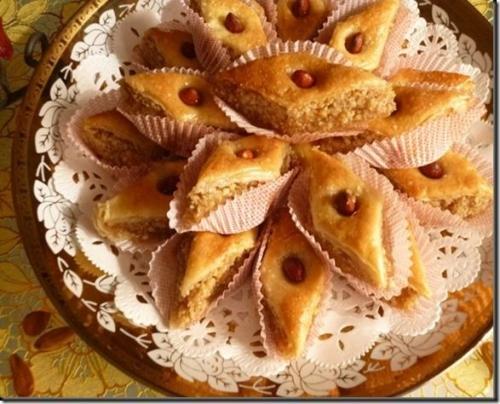 Recette de Gâteaux Algérien pour L Aid 2013