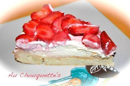 recette tarte aux fraises creme mascarpone. Black Bedroom Furniture Sets. Home Design Ideas