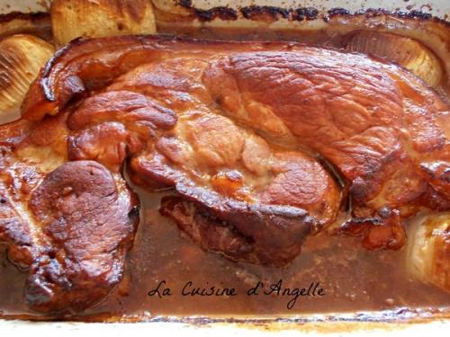 Recettes de rouelle de porc - Cuisiner rouelle de porc ...