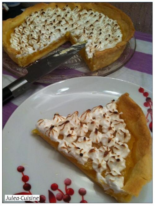 Recettes de lemon curd - Recette tarte au citron sans meringue ...