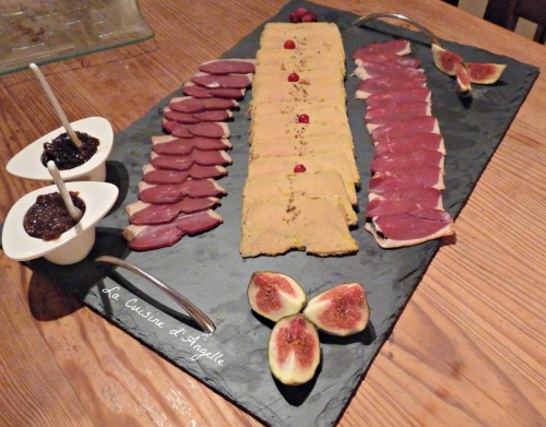 Recette terrine de foie gras maison 188950 - Foie gras maison en terrine ...