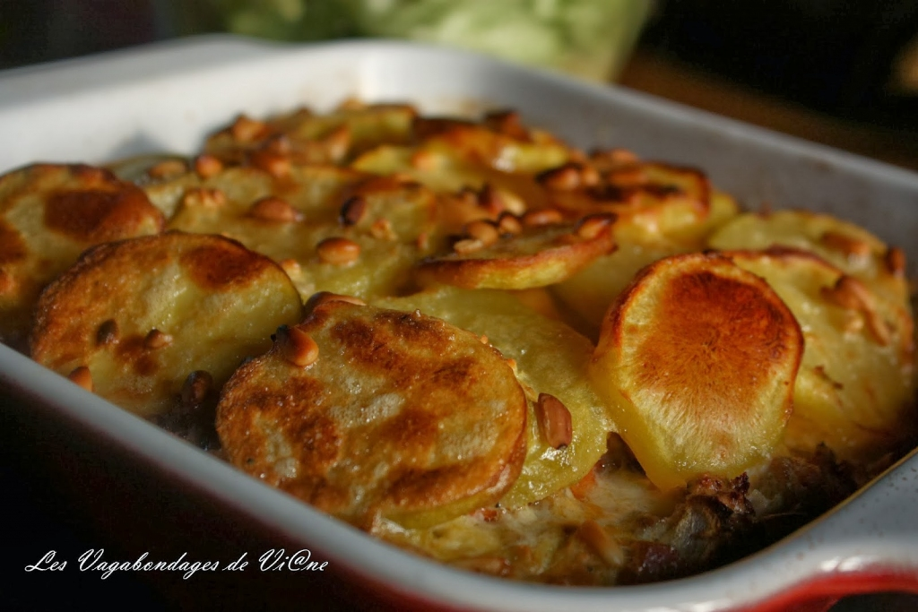 recette gratin de thon aux pommes de terre. Black Bedroom Furniture Sets. Home Design Ideas