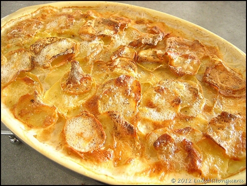recettes de gratin dauphinois. Black Bedroom Furniture Sets. Home Design Ideas