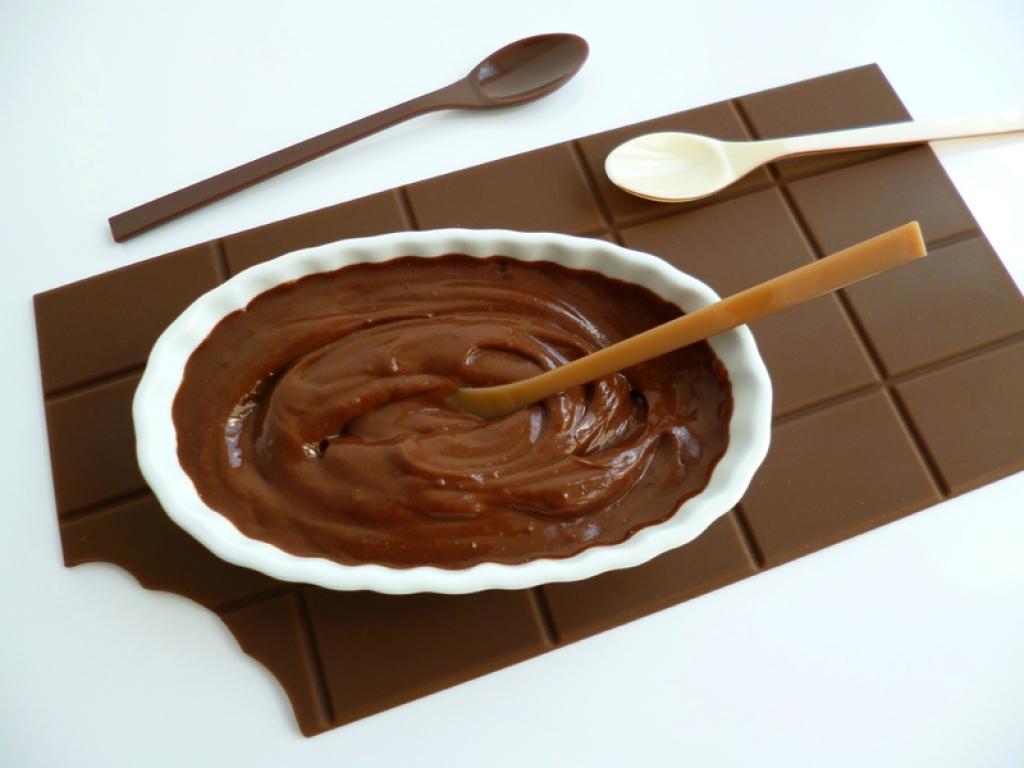 recette cr me dessert di t tique amande et cacao cru sans. Black Bedroom Furniture Sets. Home Design Ideas
