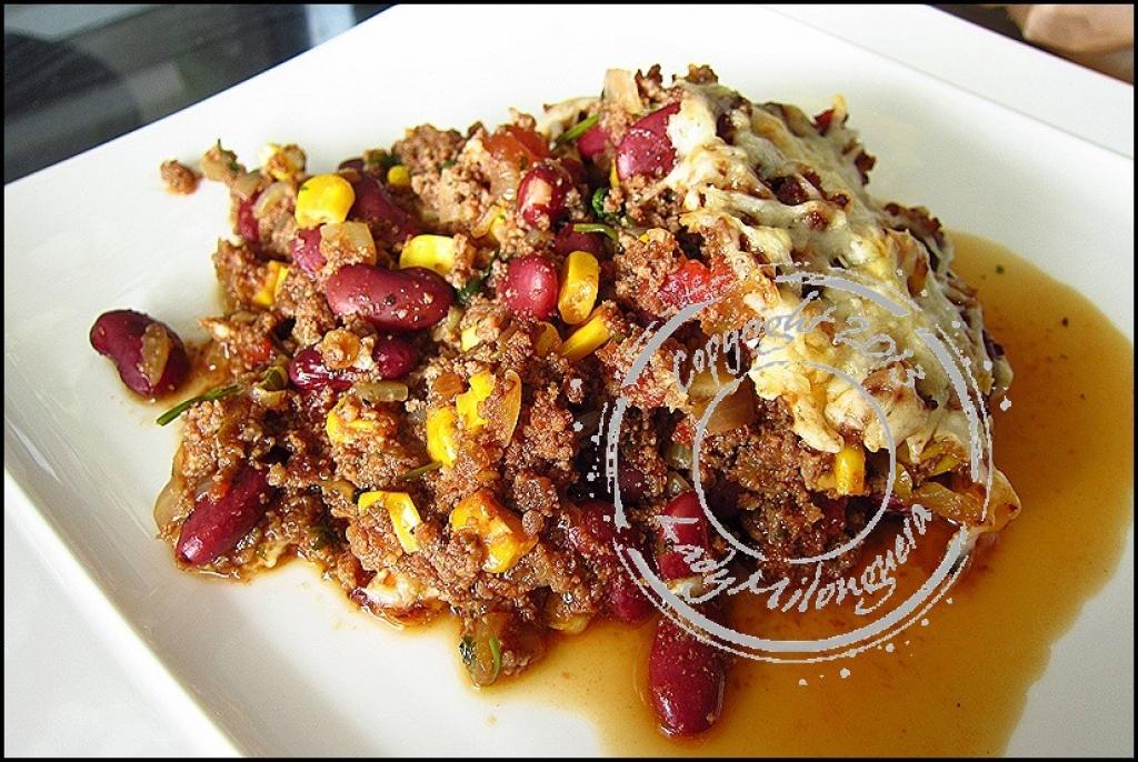 Recettes de chili con carne - Recette chili cone carne thermomix ...