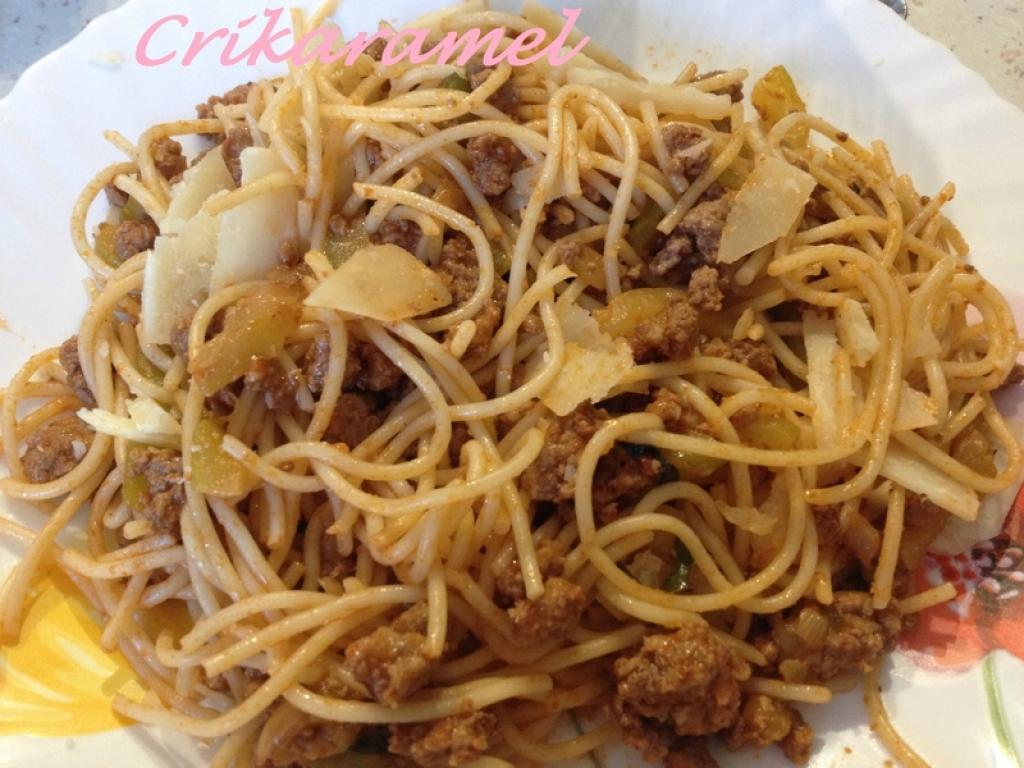 Recettes de spaghetti - Comment cuisiner courgette spaghetti ...