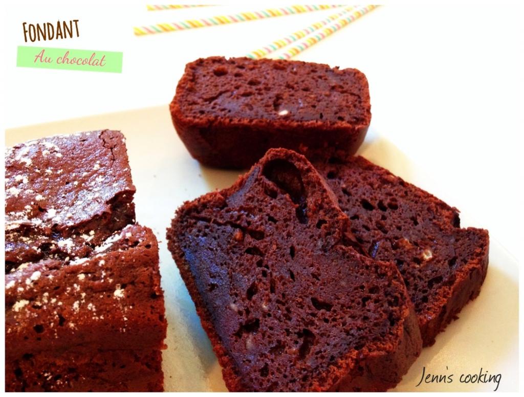 Recette fondant au chocolat l 39 italienne - Fondant au chocolat recette ...